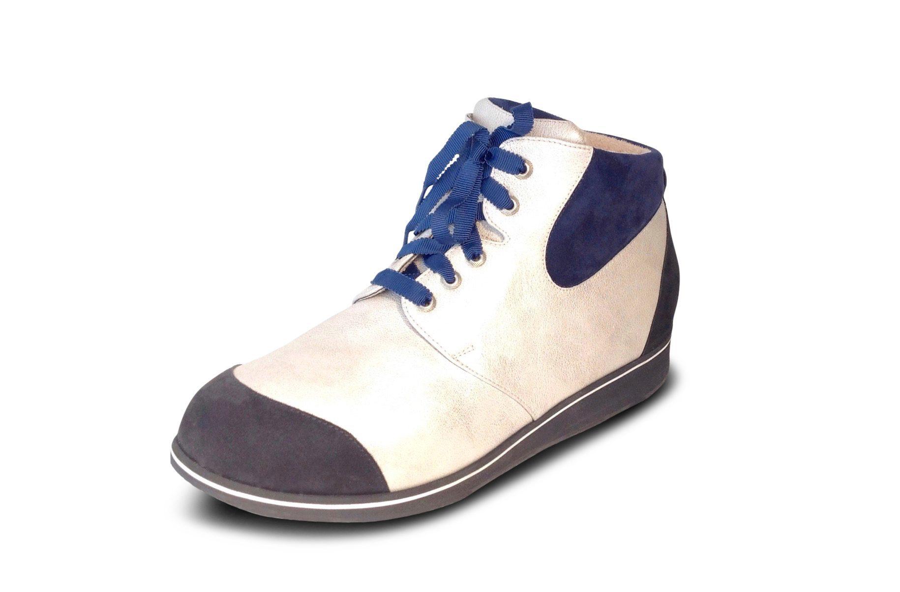 knöchelhoher Sneaker mit Fußbett
